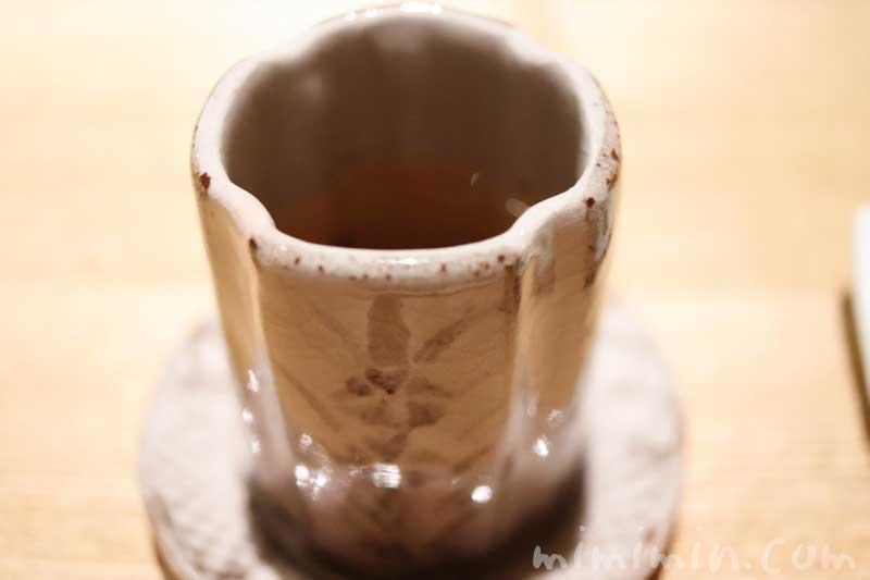 お茶|鮨屋 小野の写真