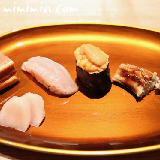 握り寿司|鮨屋 小野の写真