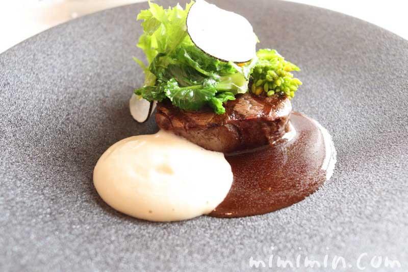 牛ステーキ|クーカーニョのランチの画像