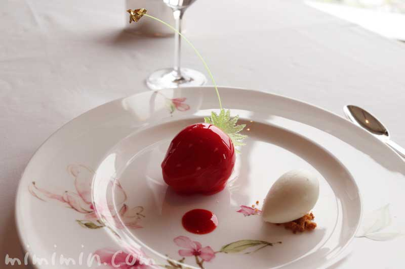 デザート|クーカーニョのランチ | セルリアンタワー東急ホテルのフレンチの画像