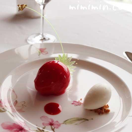 デザート|クーカーニョのランチ セルリアンタワー東急ホテル