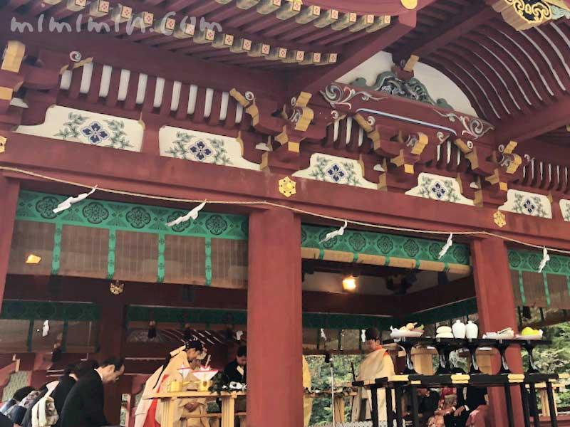 鎌倉の写真 | 鶴岡八幡宮の写真