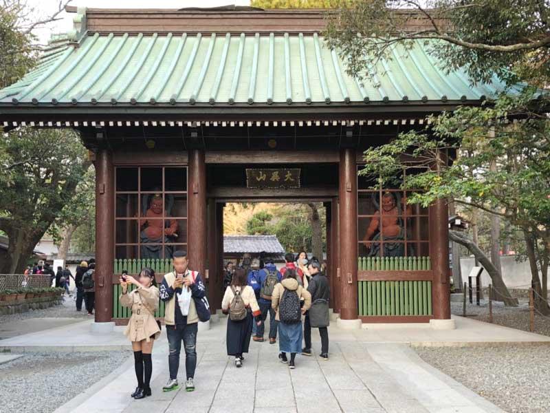 鎌倉の写真 | 高徳院の画像