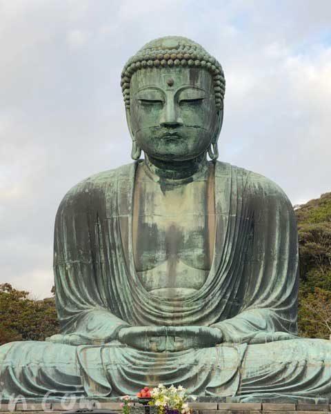 鎌倉の写真 | 鎌倉大仏殿高徳院・鶴岡八幡宮・由比ガ浜海岸