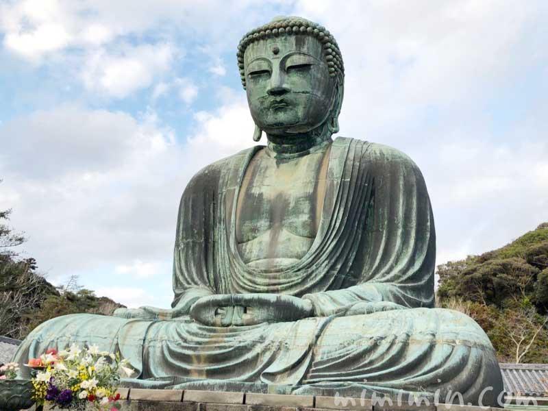 鎌倉の写真 | 鎌倉大仏殿高徳院の画像