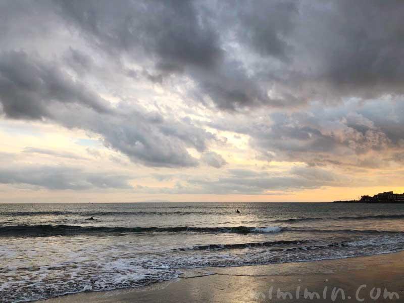 鎌倉 由比ガ浜海岸の写真