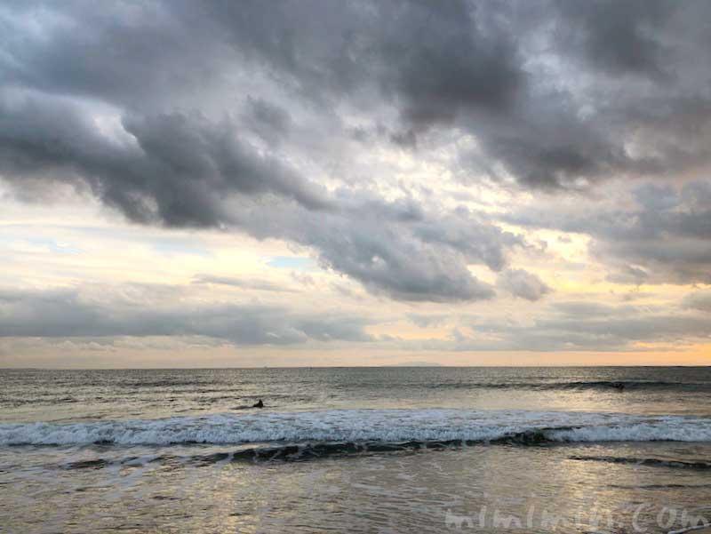 由比ガ浜海岸 鎌倉の写真
