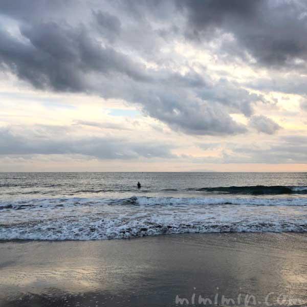 由比ガ浜海岸の写真