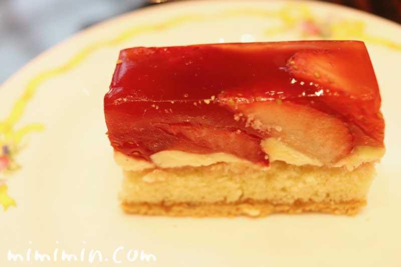ケーキ|ウェスティンホテル東京 ティータイムセット