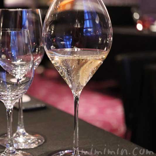 シャンパン|ラ ターブル ドゥ ジョエル・ロブション(乾杯シャンパン&フリーフロー)の画像