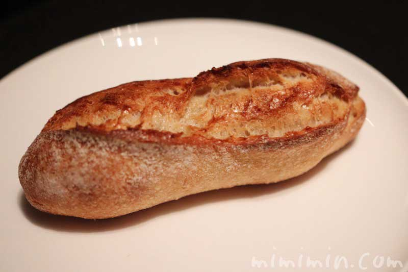 パン|ラ ターブル ドゥ ジョエル・ロブションでディナー(乾杯シャンパン&フリーフロー)の画像