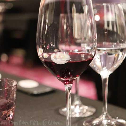 赤ワイン|ラ ターブル ドゥ ジョエル・ロブション(乾杯シャンパン&フリーフロー)の画像