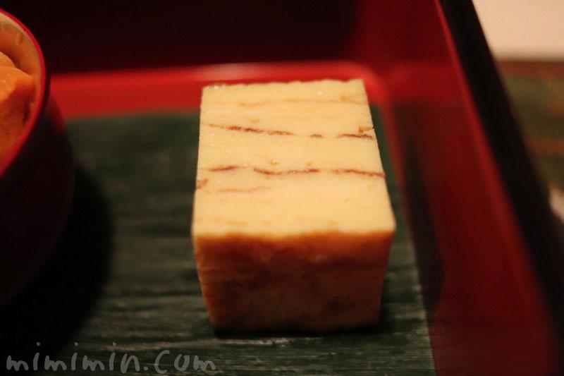 卵焼き|鮨 伊佐野の画像