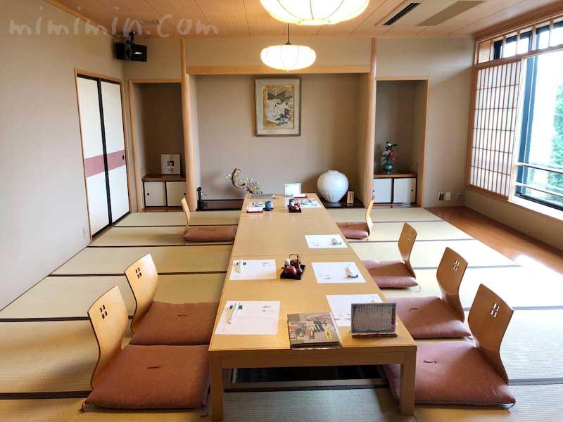 鰻割烹 伊豆栄 不忍亭の個室|上野の画像