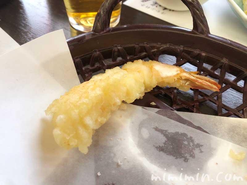海老の天ぷら・屋形船晴海屋の花火観覧クルーズの写真