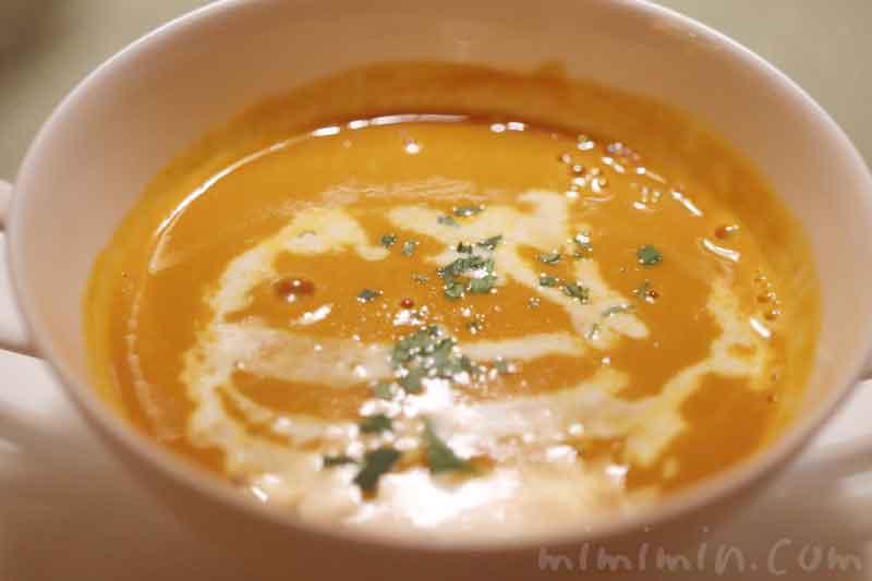 スープ|アッピア本店でディナー(3回め)|広尾のイタリアンの画像