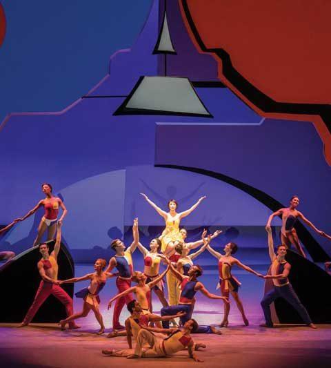 劇団四季ミュージカル「パリのアメリカ人」の感想