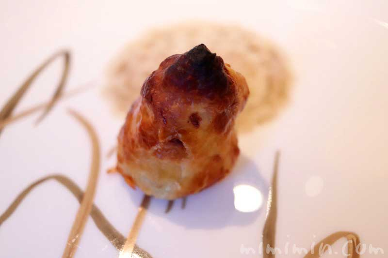 竹鶏物語|アムールのディナーコースの画像