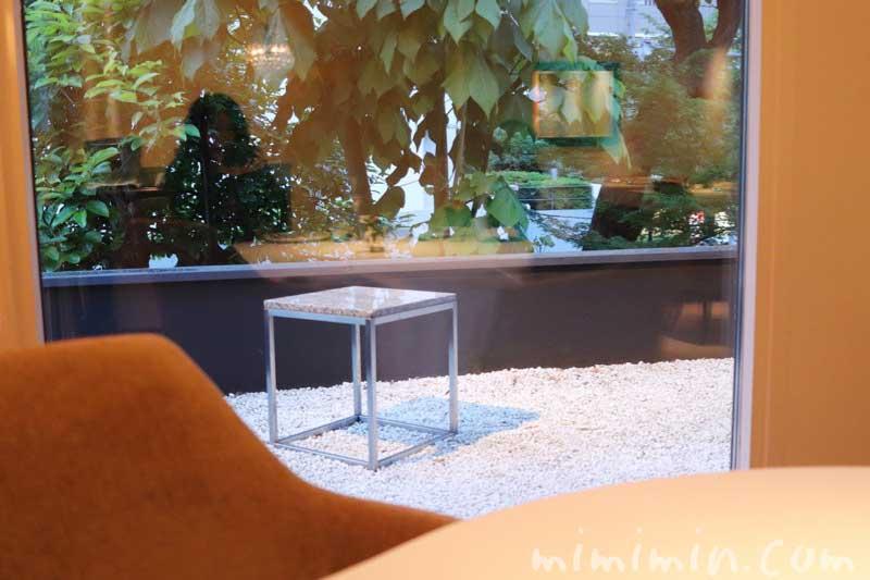 アムールのテラス|恵比寿のフレンチの写真