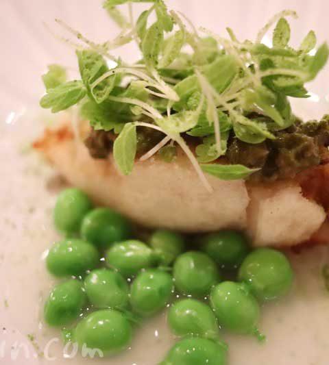 アムールのディナーコース|恵比寿のフレンチ