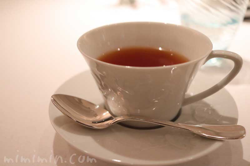 紅茶|アムール|恵比寿のフランス料理のコースの画像