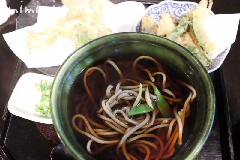 天ぷらそば|蕎仙坊の写真