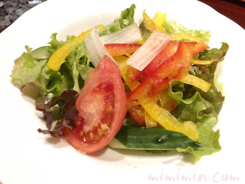サラダ|鉄板焼き 恵比寿のディナー(ウェスティンホテル東京)の画像