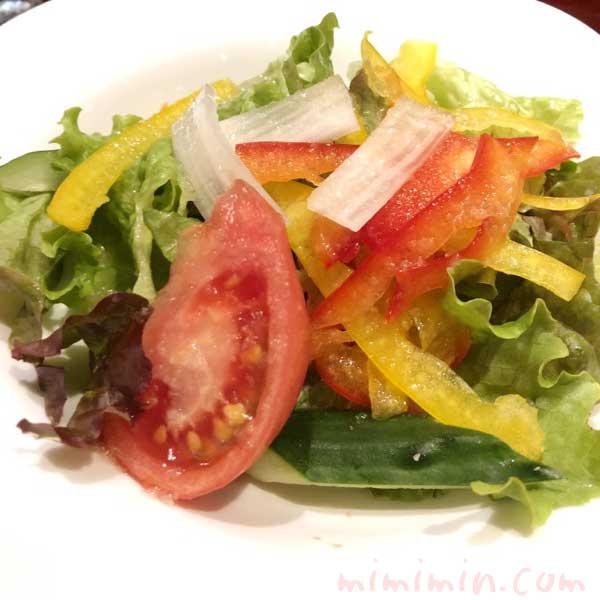 サラダ|鉄板焼き 恵比寿のディナーの写真