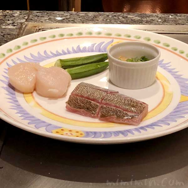 魚介|鉄板焼き 恵比寿のディナーの画像