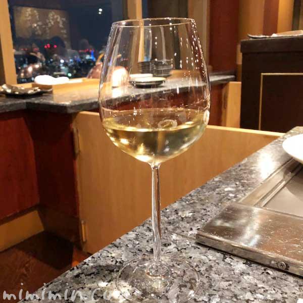 ワイン|鉄板焼き 恵比寿のディナーの画像