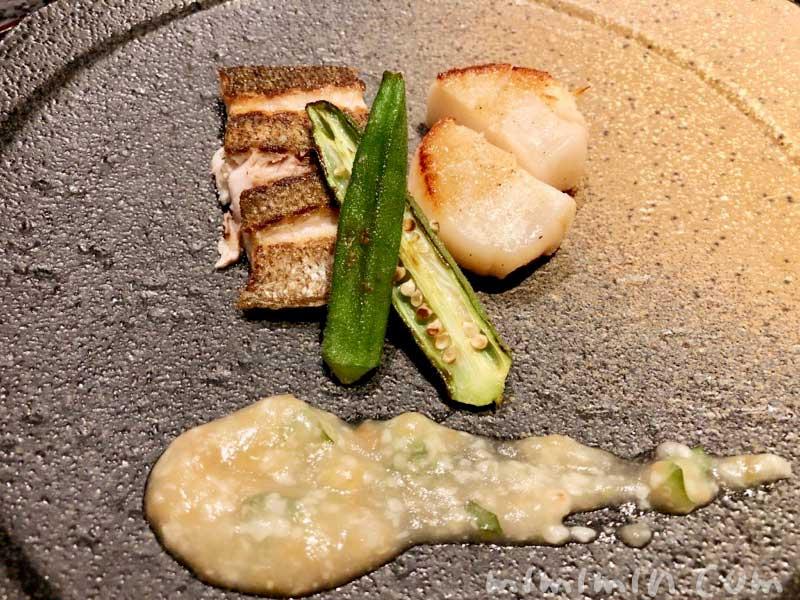 鉄板焼き 恵比寿のディナーの写真