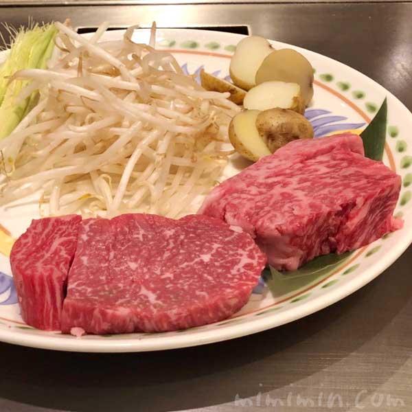 恵比寿牛|鉄板焼き 恵比寿の画像