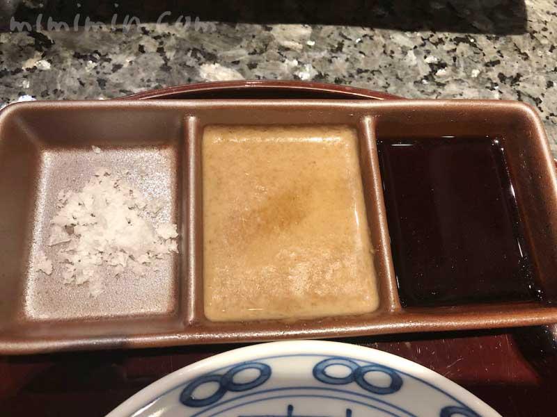 つけダレ|鉄板焼き 恵比寿のディナーの写真