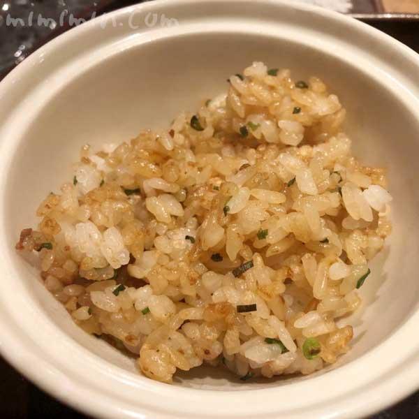 ガーリックライス|鉄板焼き 恵比寿のディナー(ウェスティンホテル東京)の画像