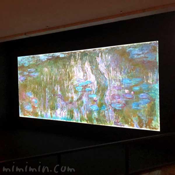モネ「睡蓮、柳の反映」|松方コレクション展|国立西洋美術館(上野)の画像