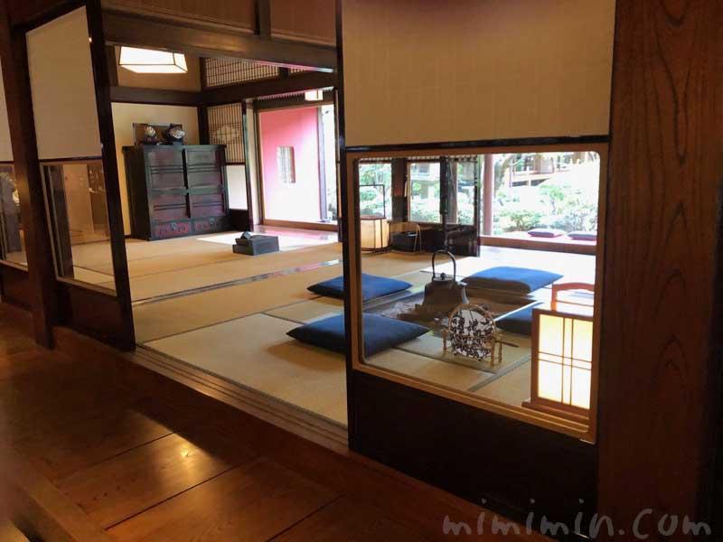 東京 芝 とうふ屋うかいの店内の画像