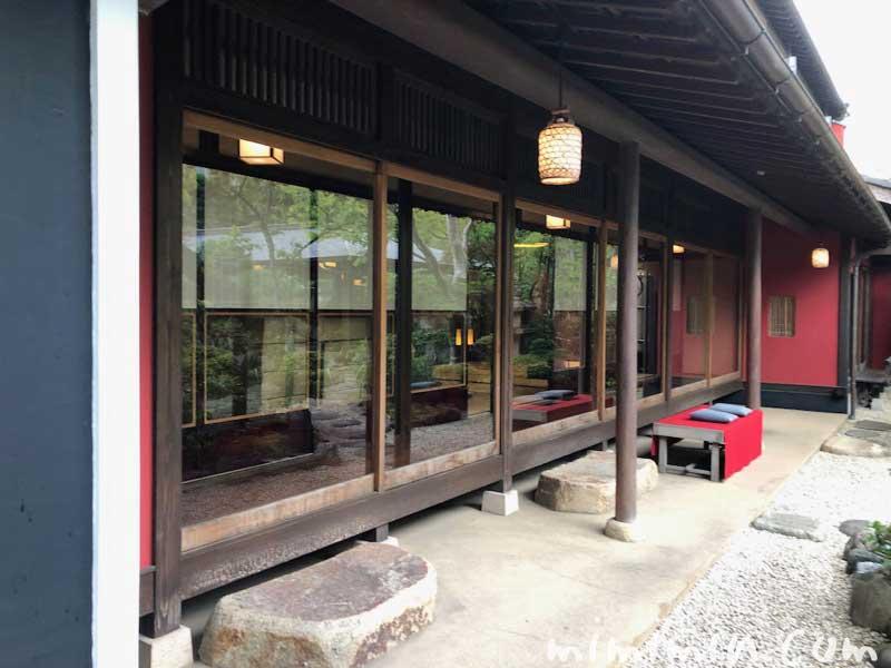 東京 芝 とうふ屋うかい 個室の写真
