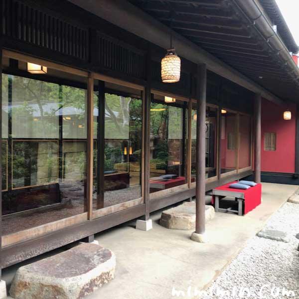 東京 芝 とうふ屋うかいの個室の画像
