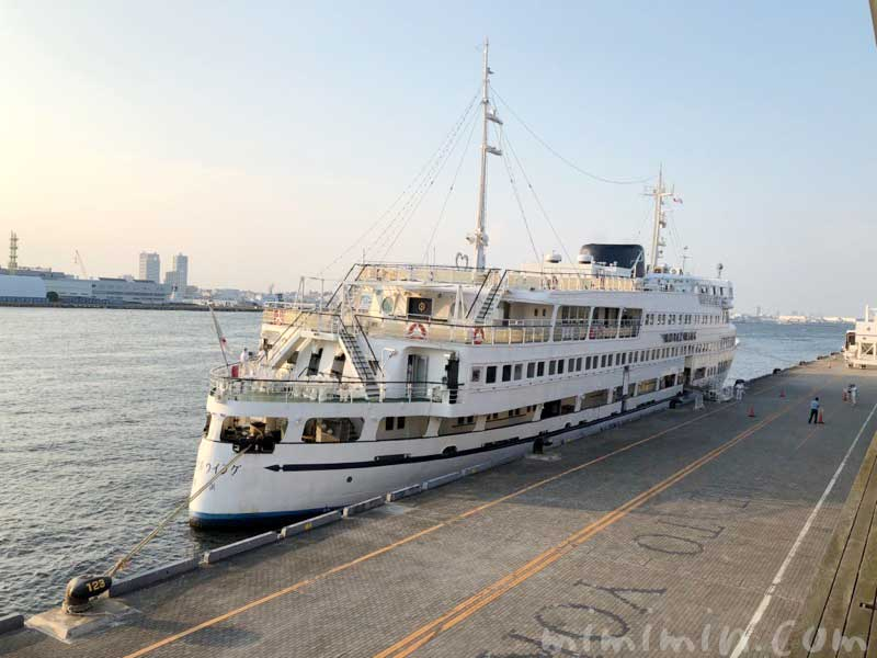 ロイヤルウイング 横浜のレストラン船