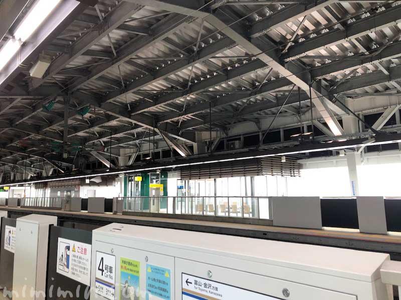 黒部宇奈月温泉駅の画像