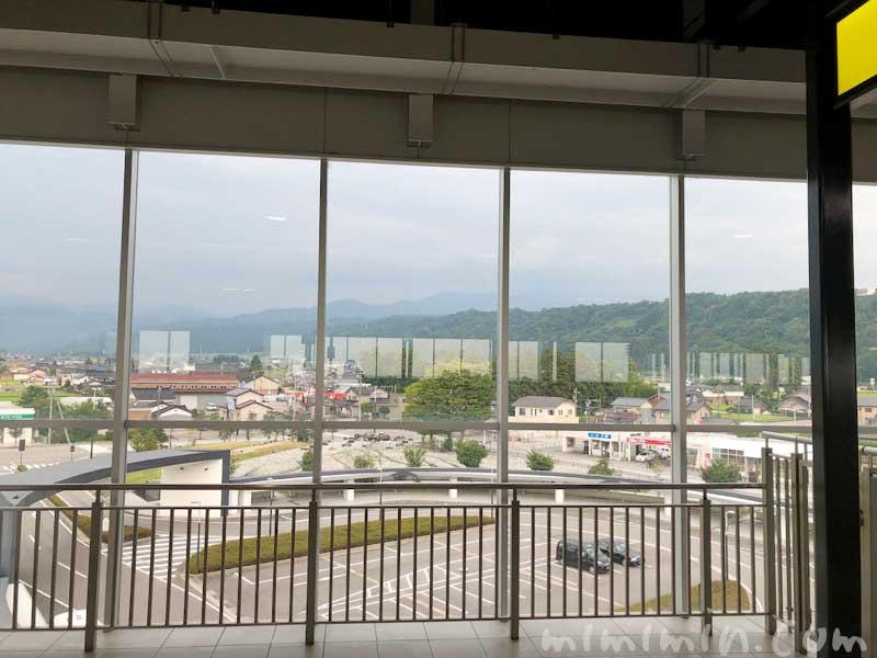 北陸新幹線 黒部宇奈月温泉駅の画像