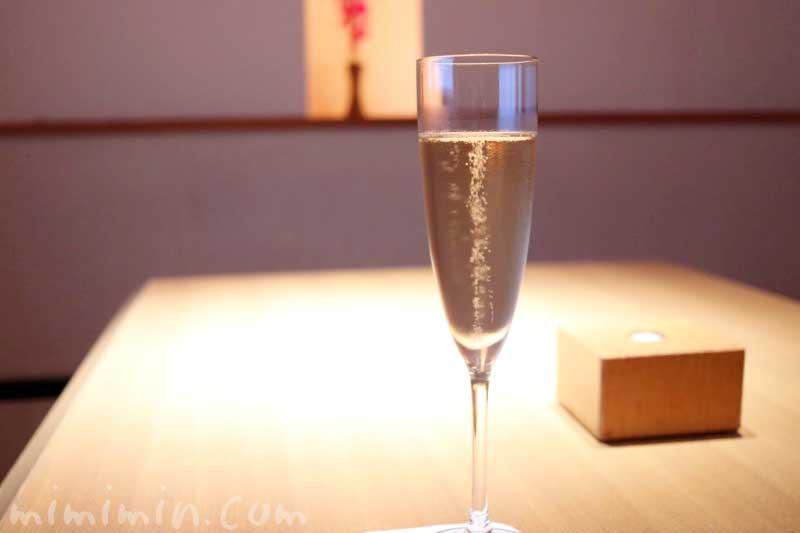 シャンパン フリーフロー  日本料理 舞の画像