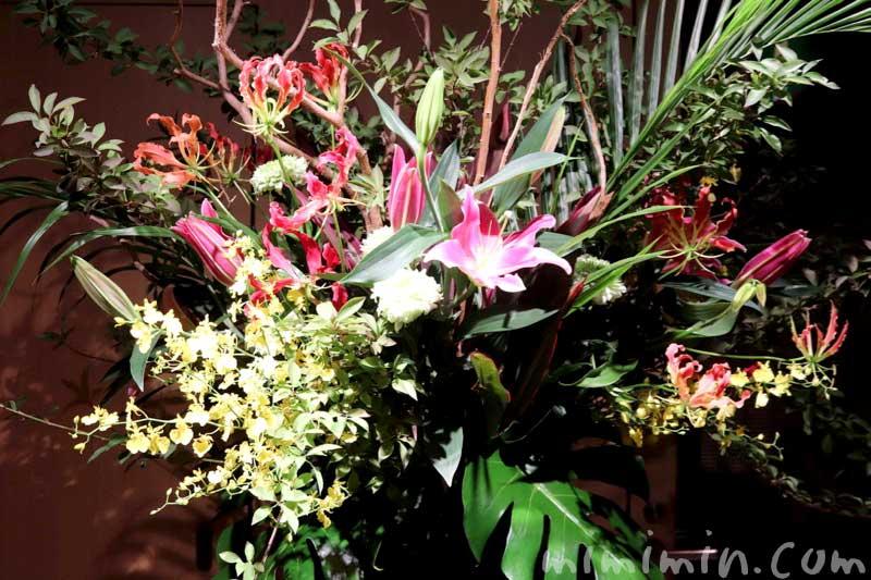 お花 ウェスティンホテル東京の写真