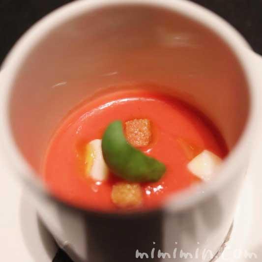 アミューズ|ラ ターブル ドゥ ジョエル・ロブション(恵比寿)のディナーの画像