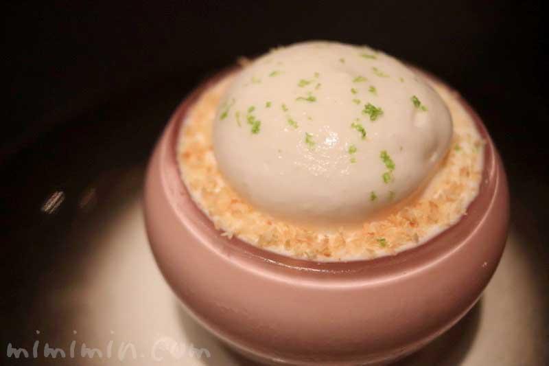 デザート|ガストロミー ジョエル・ロブションでディナーの画像