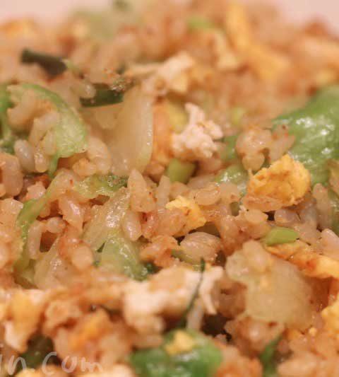 からすみチャーハン・からすみペペロンチーノ・からすみカルボナーラのレシピ