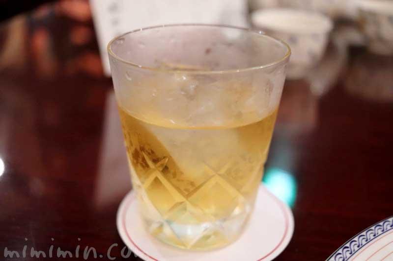 杏露酒|萬珍樓 本店のランチ|横浜中華街の画像
