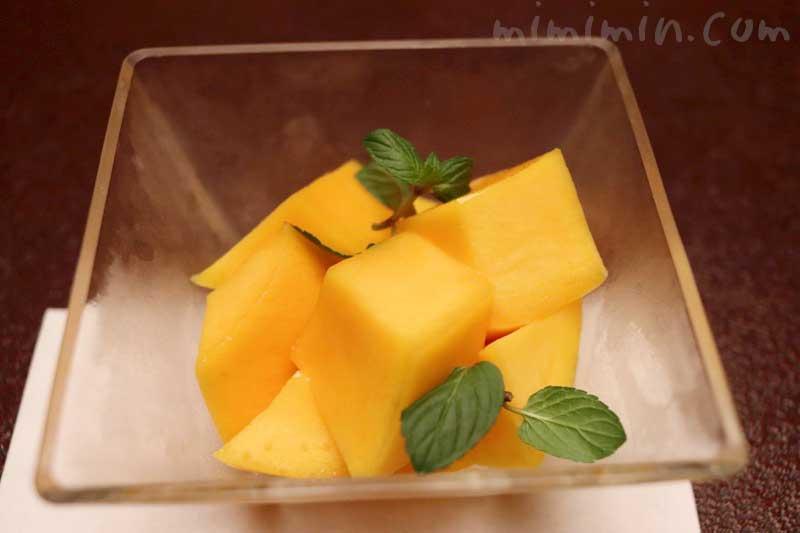甘味 季節のフルーツ マンゴーの画像