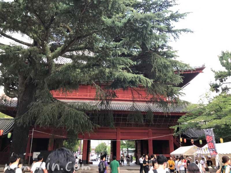 三解脱門|増上寺