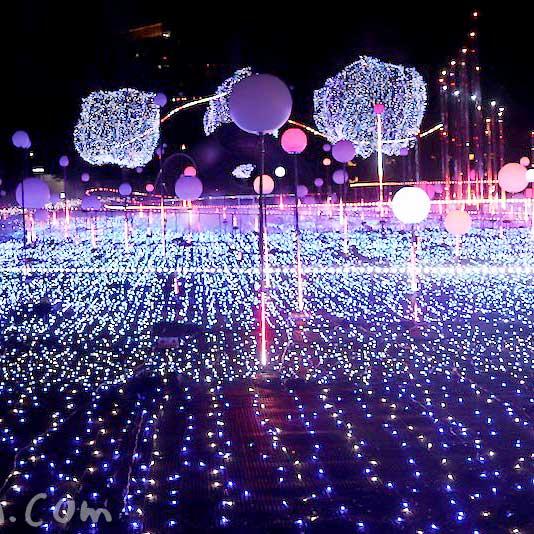スターライトガーデン2019|東京ミッドタウン クリスマスイルミネーション